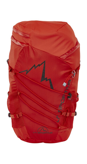 La Sportiva Mountain Hiking Backpack red